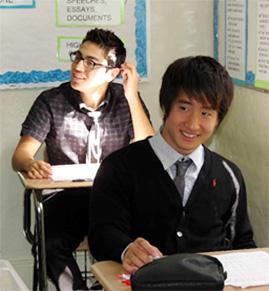 アメリカの高校留学